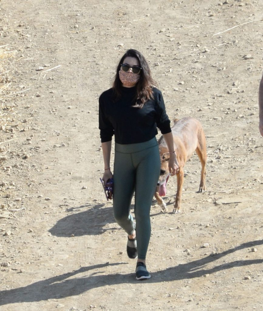 Jenna Dewan in Casual Outfit – Out in Los Angeles 2020