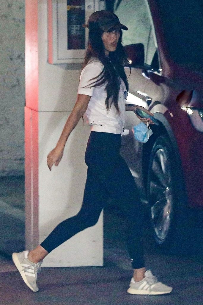 Megan Fox – Out in Beverly Hills 2020 (6 Photos)