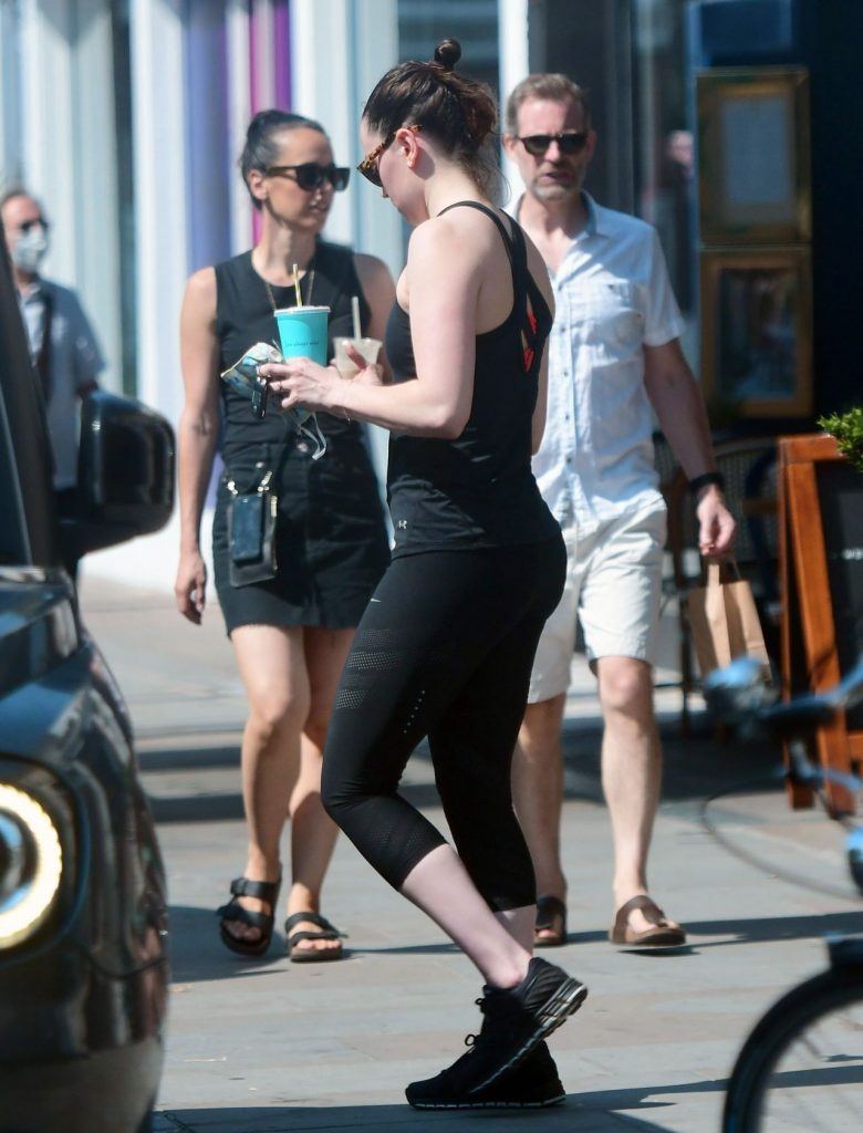 Daisy Ridley – Out in Notting Hill 2020